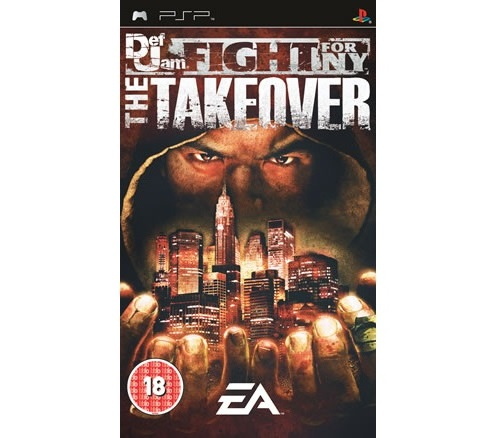 Def Jam Fight for NY The Takeover PSP PPSSPP